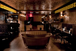 Bathtub Gin in New York City.