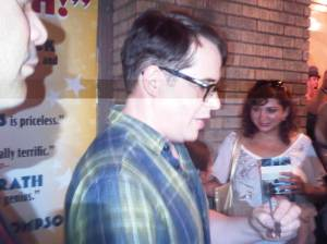 Matthew Broderick on Broadway