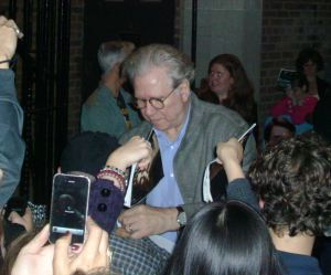 John Larroquette on Broadway