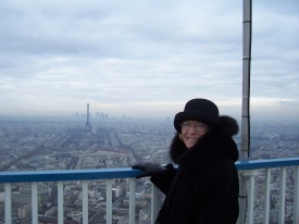 Sandy Connor in Paris
