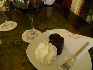 Sacher-Torte in Vienna