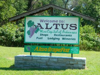 Altus, Arkansas