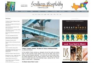 Southern Hospitality Traveler Magazine