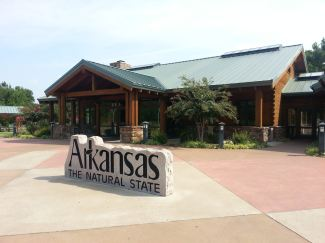 Arkansas Welcome Center